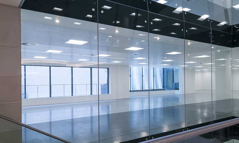 How To Create A Glass Partition