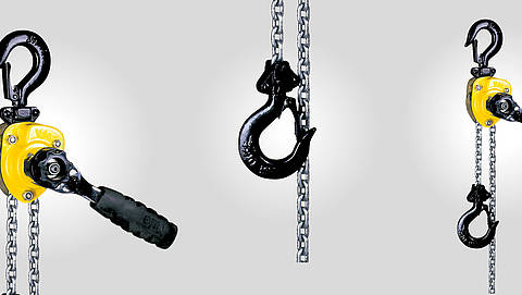 A guide to lifting equipment
