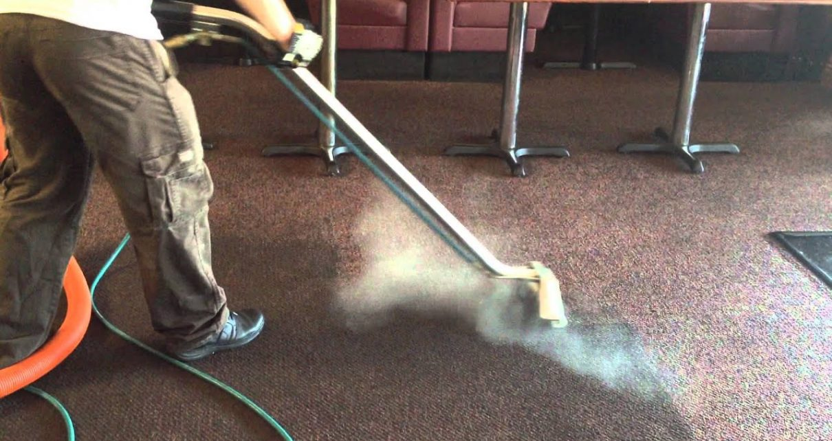 A guide to proper carpet cleaning