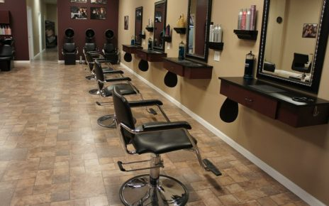 Hair Salons and Hair Care Stations