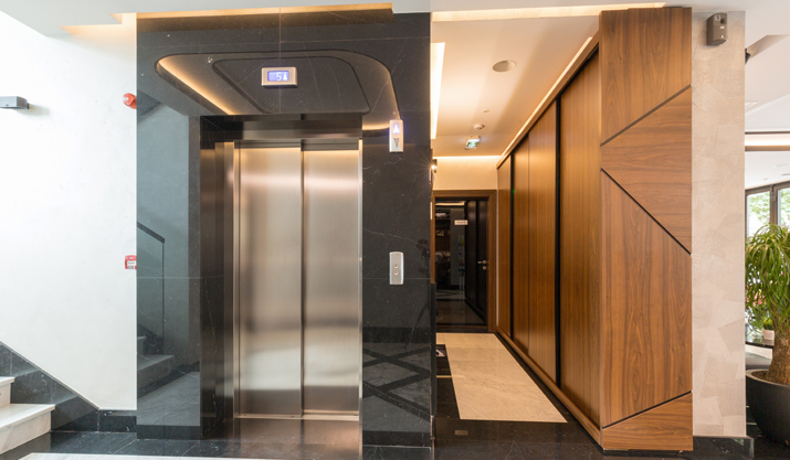 Maintaining household lifts