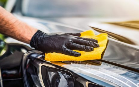Guide to car detailing